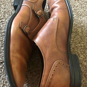 Rockport Double Monk Strap SZ 10
